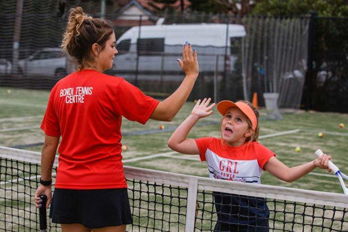 Bondi Tennis Coaching Staff