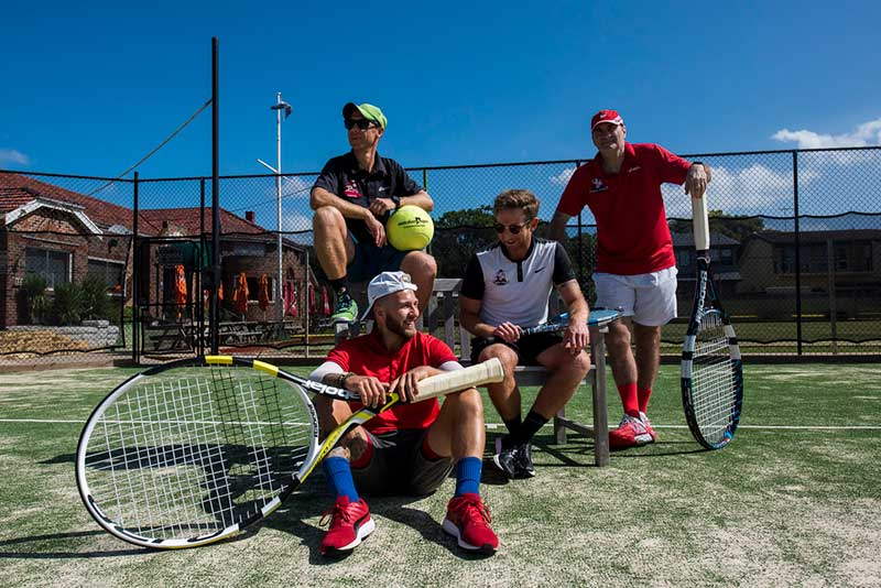 Coaching Staff Bondi Tennis