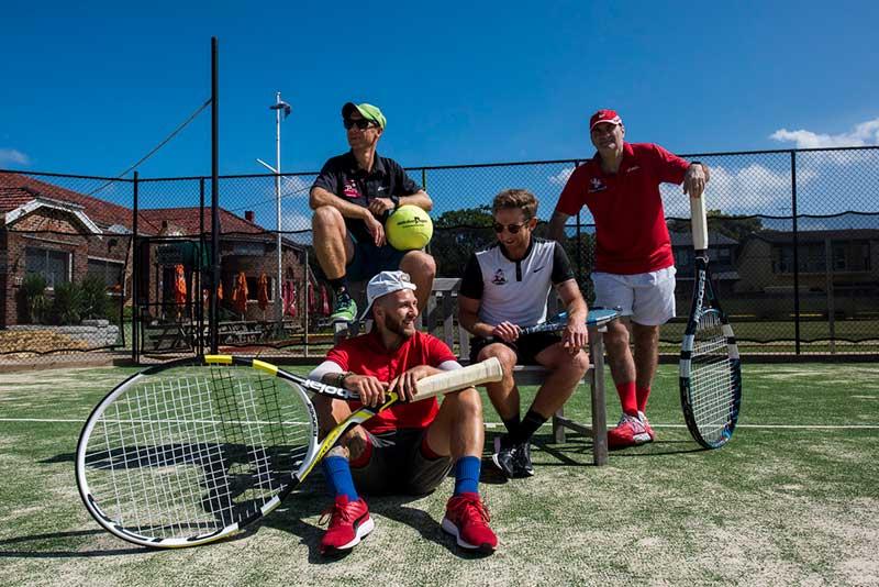 Coaching Staff Bondi Tennis