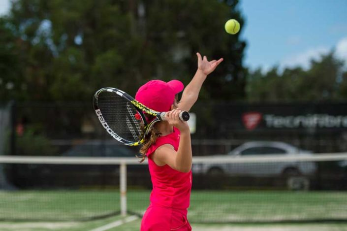 Learn Tennis Skills Bondi