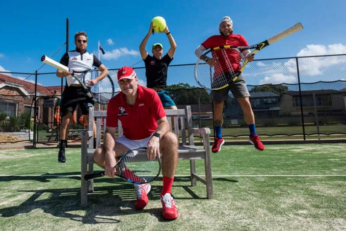 Tennis Coaches Bondi Tennis